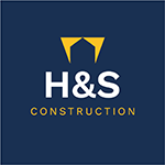 H&S Construction Logo